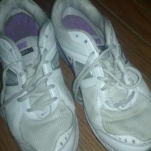 Nike Dart Athletic Sneakers Size 11 Purple